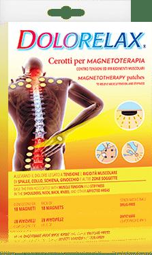 Dolorelax Cerotti Magnetoterapia
