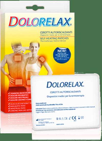 terapia Calore Dolorelax Strappi